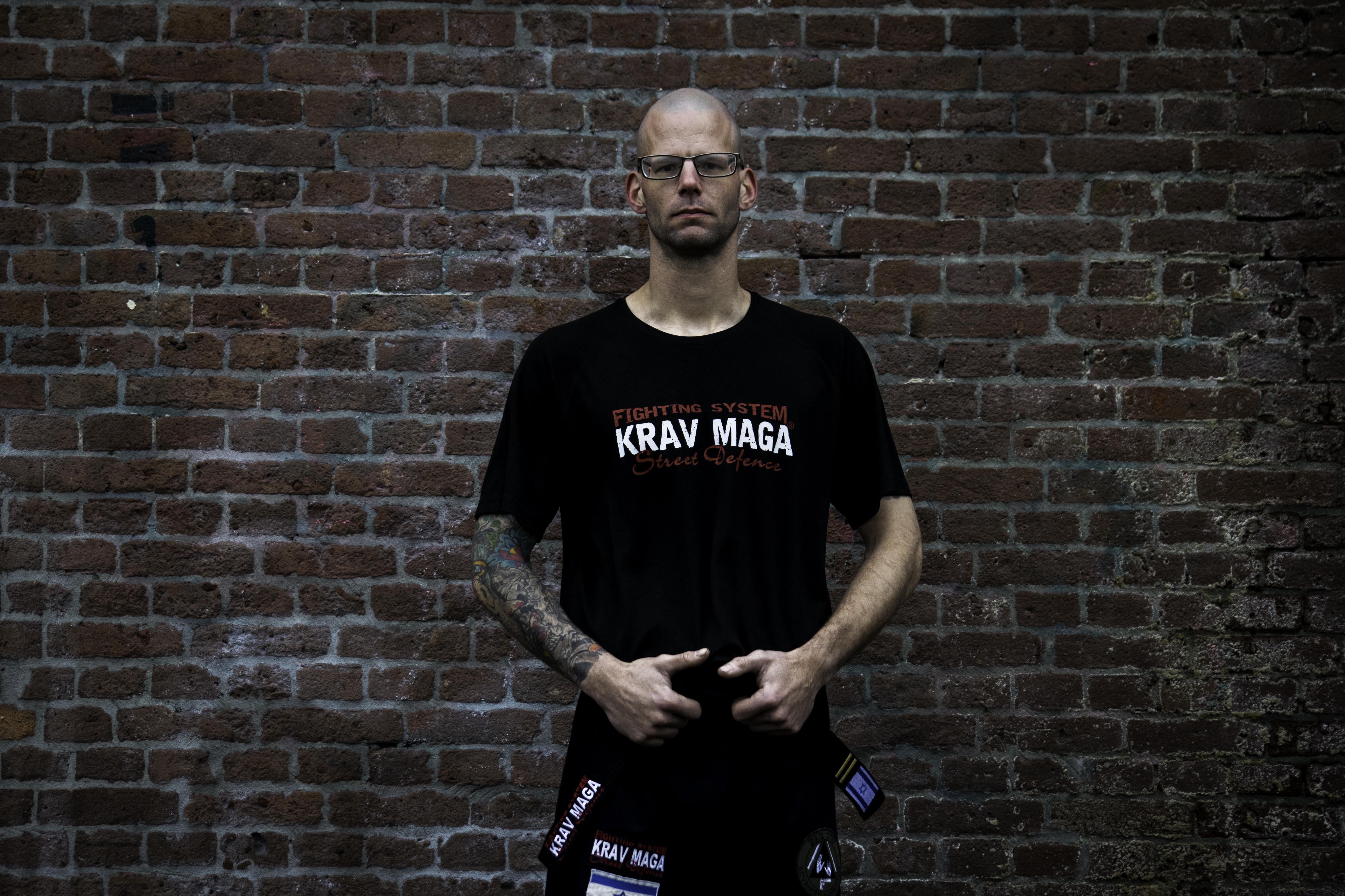 Ben Groeneveld - Krav Maga - Streetdefence Brabant