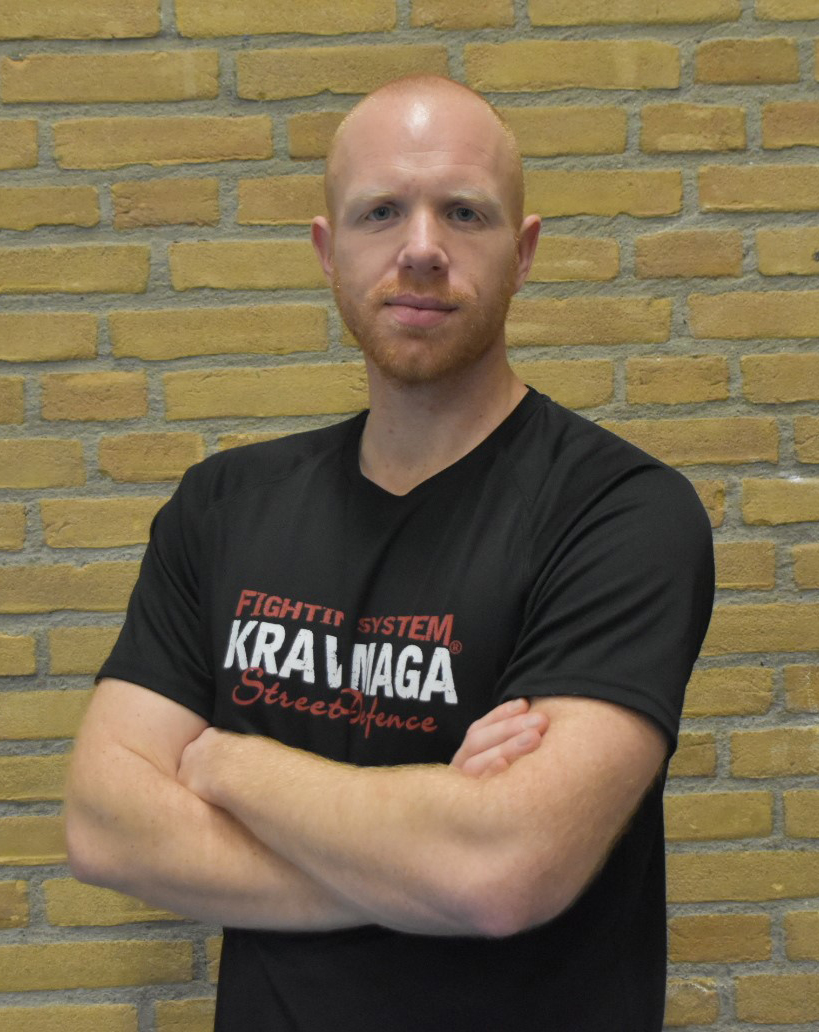 Frank Schagen - Krav Maga - Streetdefence Brabant